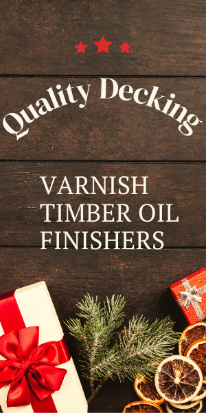 Timber decking oil and Varnish